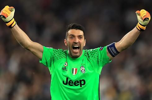 Gianluigi Buffon forlader Juventus
