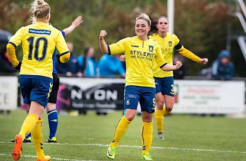 Brøndby lover topfodbold i sidste opgør