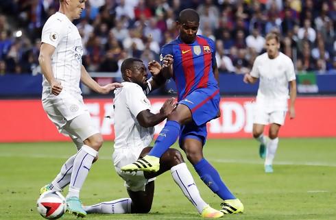Barcelona giver forsvarsspiller til 2020