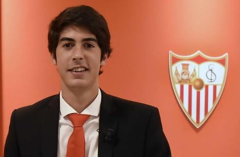 Sevilla udlejer 23-årig angriber til Granada