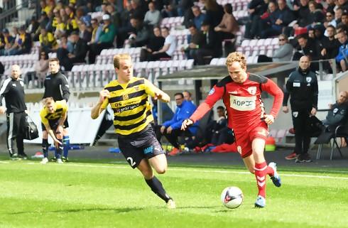 FC Fredericia vinker farvel til flere spillere