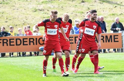 FCF reddede 3-3 i vildt opgør mod Vendsyssel