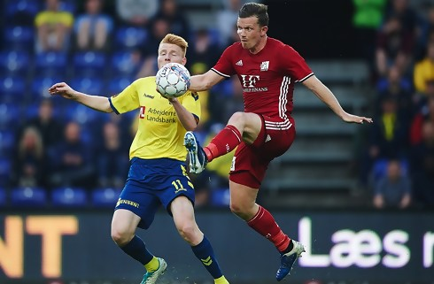 Lyngbys TC jubler over første startplads