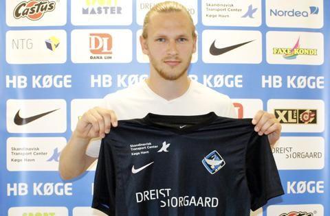Martin Koch tager til HB Køge