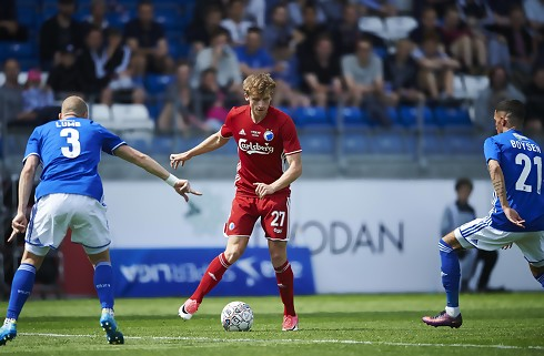 Roerslev erstatter Zeca i FCK-trup
