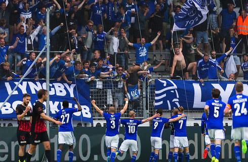 Lyngby og FCM kan trække danskerklubber