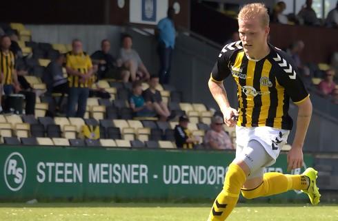 B93-back vender tilbage til FC Roskilde