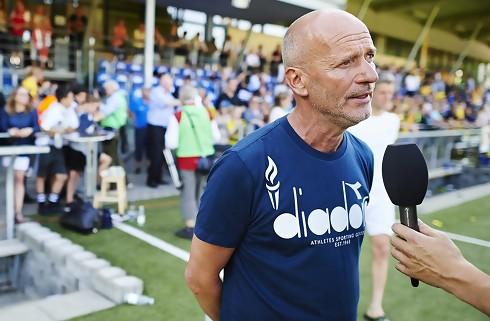 Erik R. stopper i Vendsyssel - Askou overtager