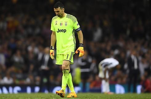 Buffon: Skulle ikke slutte sådan her
