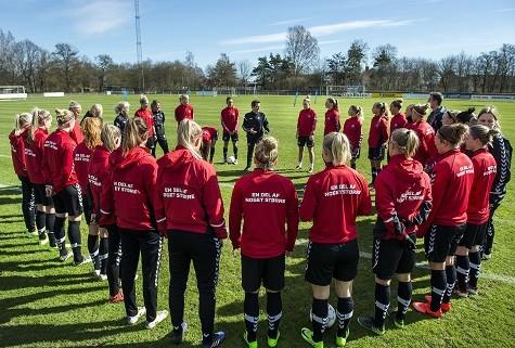 11 udlandsprofessionelle i dansk EM-trup
