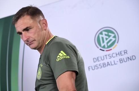 Tysk U21-træner: Hierarkiet er ikke fast
