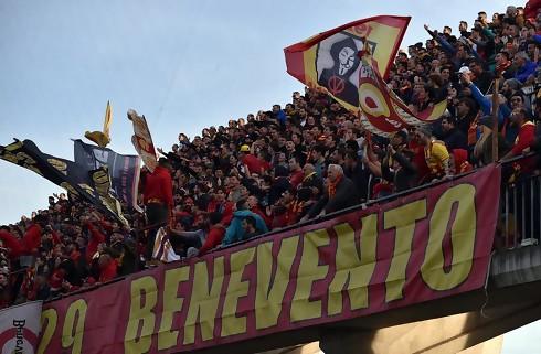Benevento sendte Udinese ud af Coppa Italia