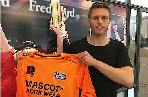 Silkeborg snupper Peter Friis