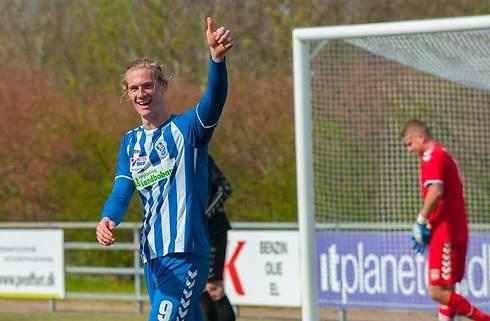 Hobro har set nærmere på Aarhus F-topscorer