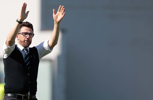 Officielt: Di Francesco er ny Roma-boss