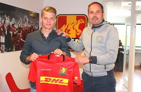FCN binder Mathias Jensen til 2020