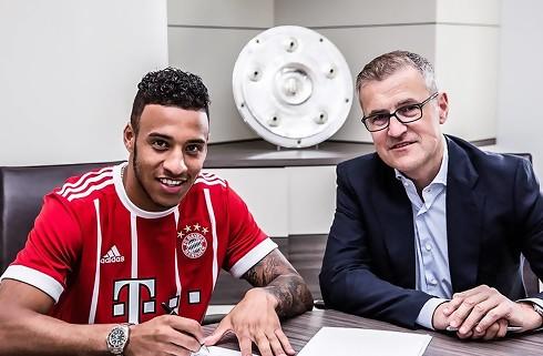 Officielt: Bayern køber Tolisso