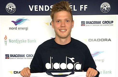 Vendsyssel bekræfter Lucas Jensen