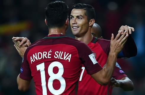 Silva: En drengedrøm at spille med Ronaldo
