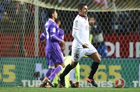 Sevilla arbejder på Jovetic og Banega