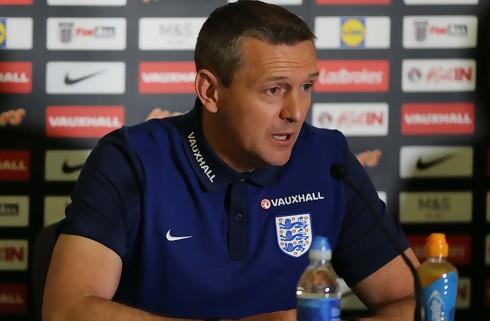 Engelsk U21-boss: Vi er nødt til at slå Slovakiet