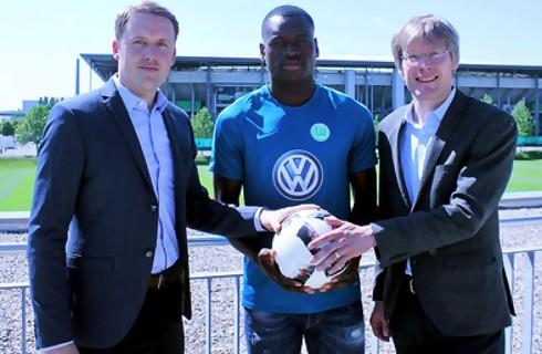 Wolfsburg henter belgisk angriber