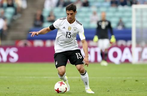 Stindl sikrede Tyskland 2-2 mod Frankrig