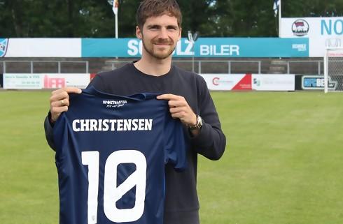 Nykøbing henter Søren Christensen hjem