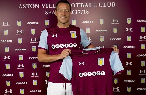 Terry ny anfører i Villa