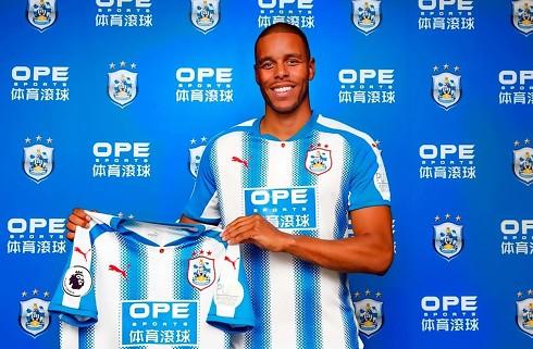 FCK sælger Zanka til Huddersfield