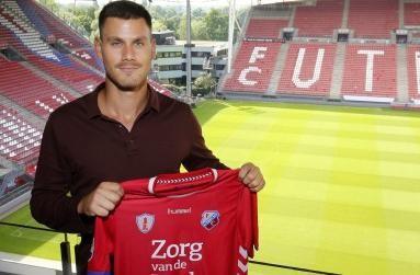 Dario Dumic ser muligheder i Utrecht