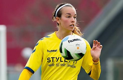 Rikke Sevecke vender tilbage til Brøndby