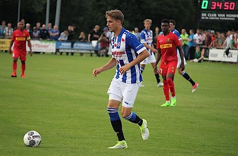 Høegh får ny træner i Heerenveen