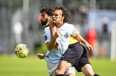 Hobro vendte 0-1 til sejr mod Helsingør