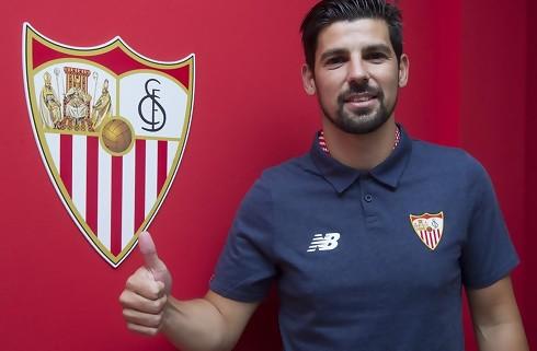 Bekræftet: Nolito skriver tre år med Sevilla