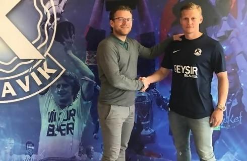 Lasse Rise fortsætter på Island