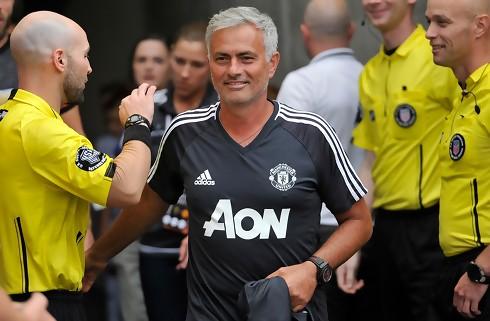 Mourinho hylder debutant-duo efter storsejr