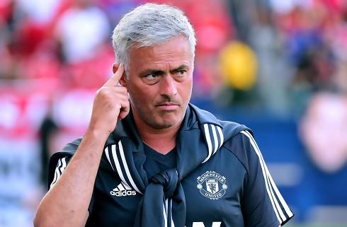 Mourinho åbner op for omskoling af Lindelöf
