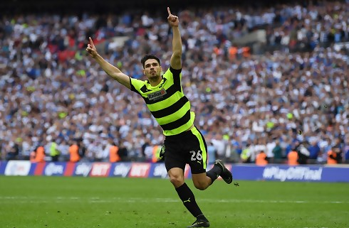 Huddersfield fremtidssikrer Zankas makker