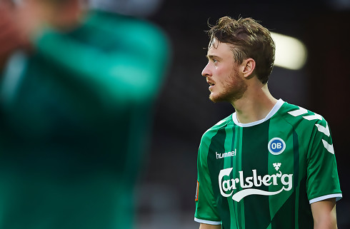 Rasmus Jönsson rykker til Helsingborg