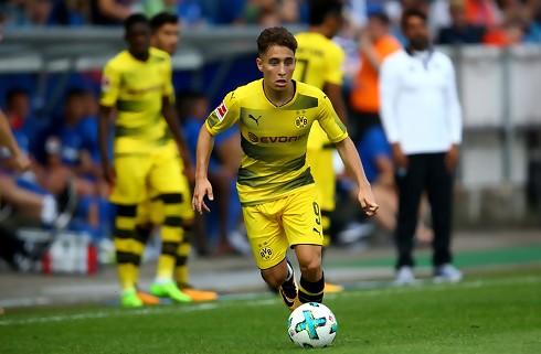 Dortmund: Tæt på salg af Emre Mor