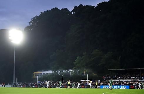 FC Helsingør-FCN spilles i Helsingør