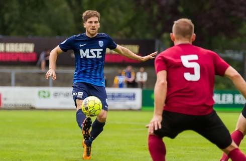 Søren C. vil nå de sjove kampe i DBU Pokalen