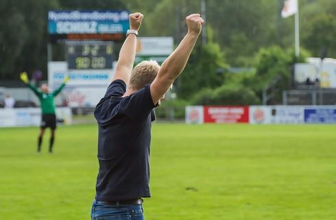 Nykøbing-træner om 3-0-sejr: Super præstation