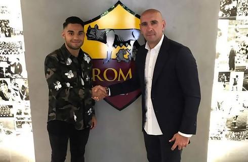 Rezan Corlu nettede for Roma Primavera