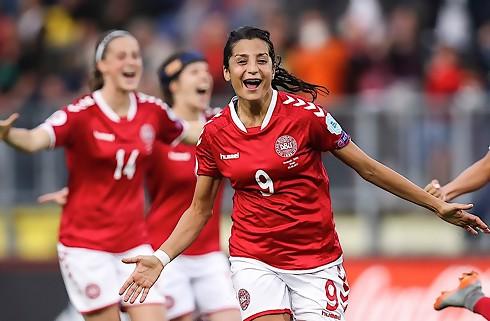 Suveræne Danmark hentede ny 5-1-sejr
