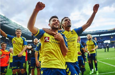Besar Halimi har haft en let start i Brøndby
