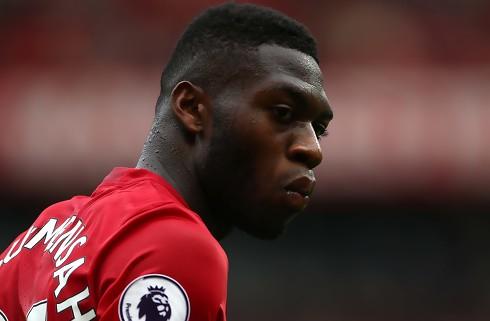 Sky: Uniteds Fosu-Mensah til lægetjek i Palace