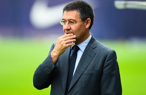Bartomeu: Ingen spiller er større end Barca