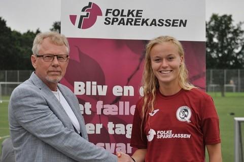 Sille Struck skifter til Odense Q